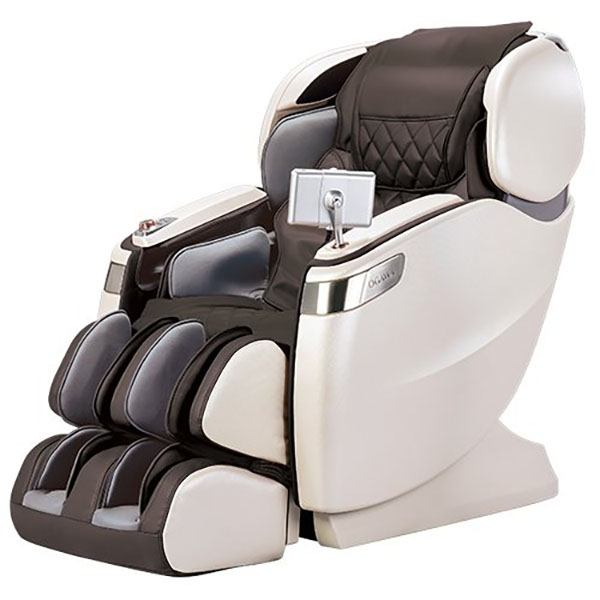 Massagestol-test Master Drive PLUS OGAWA